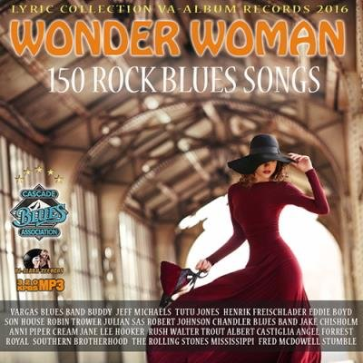 Wonder Woman: 150 Rock Blues Song (2016)