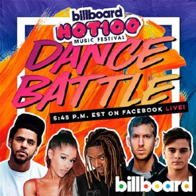 ������� ������ Billboard Hot 100 Singles Chart 15.10.2016 (2016)