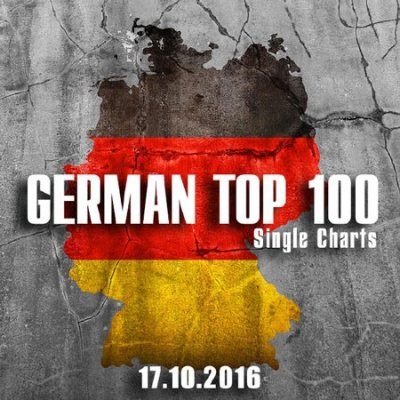 German Top 100 Single Charts 17.10.2016 (2016)