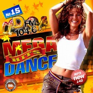 Mega dance hits DFM �15 (2016)