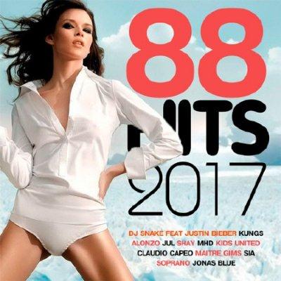 скачать альбом 88 Hits 2017 (2016)