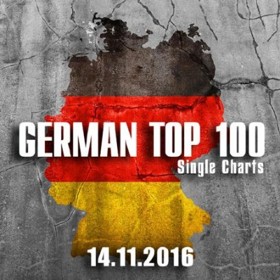 German Top 100 Single Charts 14.11.2016 (2016)