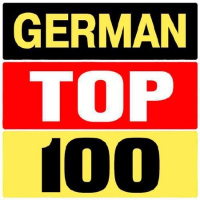 German Top 100 Single Charts 21.11.2016 (2016)