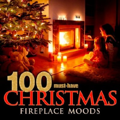 100 Must-Have Christmas Fireplace Moods (2016)