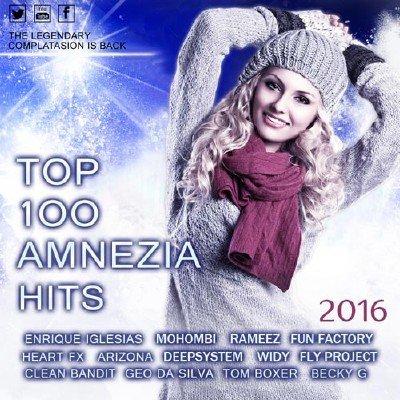 Top 100 Amnezia Hits (2016)
