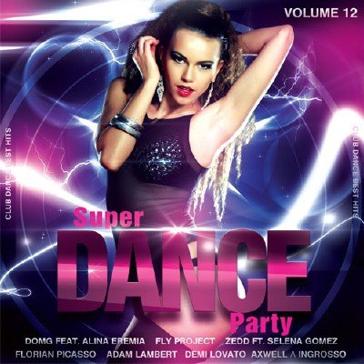 Super Dance Party vol.12 (2017)