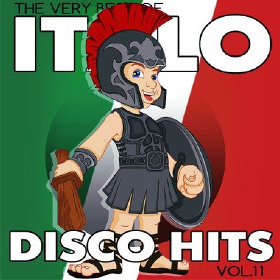 Italo Disco Hits vol.11 (2017)