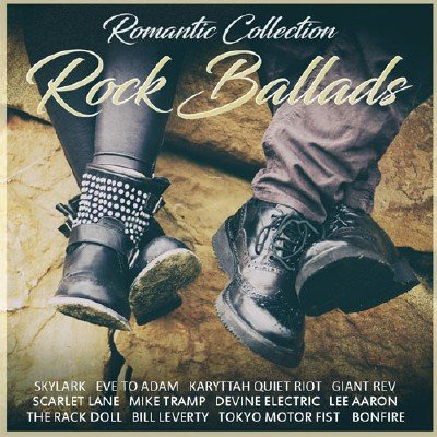 скачать альбом Romantic Collection. Rock Ballads (2017)
