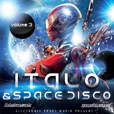 Italo & Space Disco Vol.3 (2017)