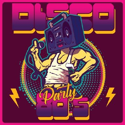 скачать альбом Disco 80' Party (2017)