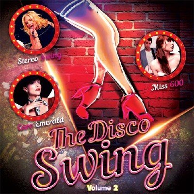 The Disco Swing Vol.2 (2017)