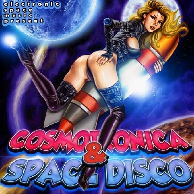 Cosmotronica & Space Disco (2017)