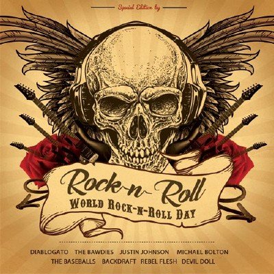 Rock'n'Roll - World Rock'n'Roll Day (2017)