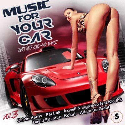 Music for Your Car Vol.3 (2017)