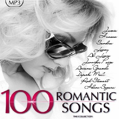100 Romantic Songs (2017)