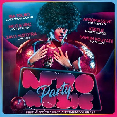 Afro Music Party (2017)