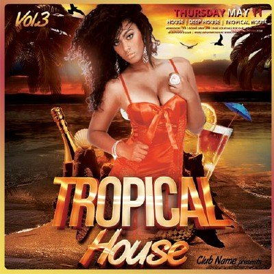 Tropical House Vol.3 (2017)