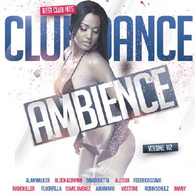 Club Dance Ambience Vol.112 (2017)