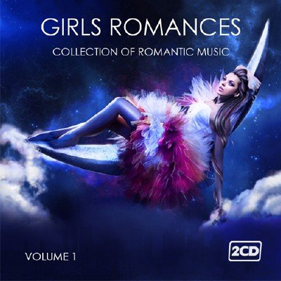 Girls Romances 2 CD (2017)