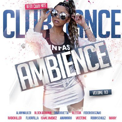 Club Dance Ambience Vol.113 (2017)