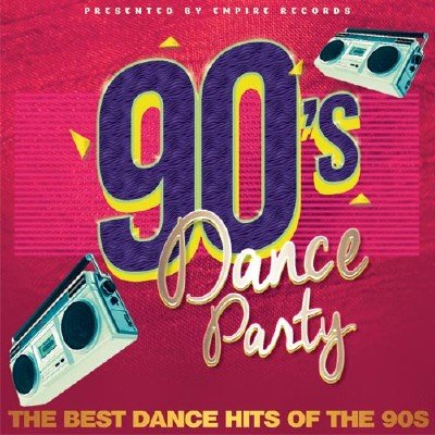 90s Dance Party (2017)