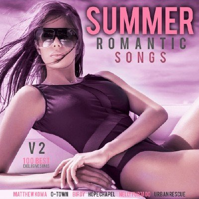 Summer Romantic Songs Vol.2 (2017)