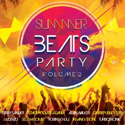 Summer Beats Party Vol.2 (2017)