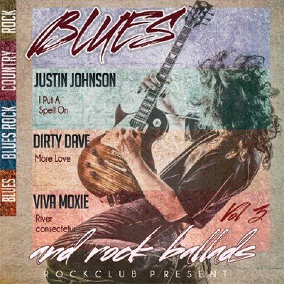 Blues and Rock Ballads Vol.3 (2017)