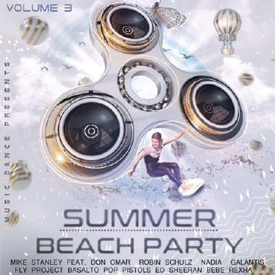 Summer Beach Party Vol.3 (2017)