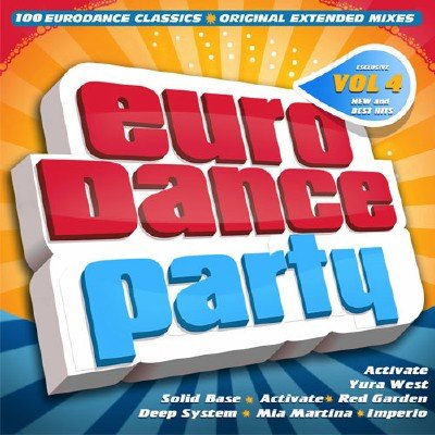 EuroDance Party Vol.4 (2017)
