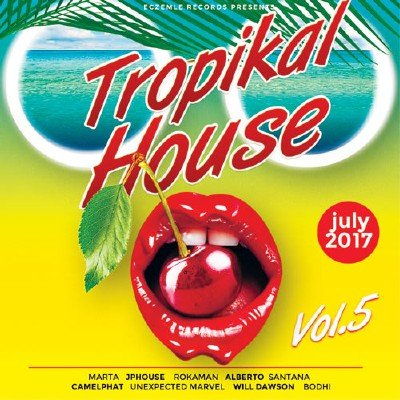 Tropical House Vol.5 (2017)