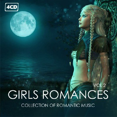 Girls Romances Vol.2 (4CD) (2017)