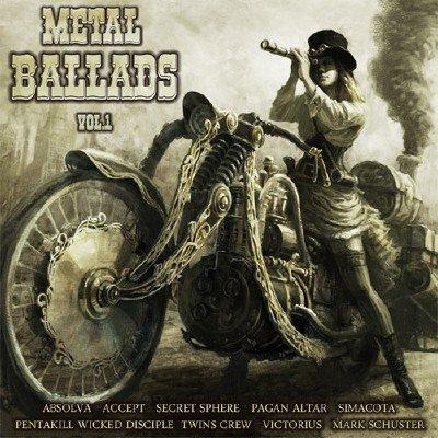скачать альбом Metal Ballads Vol.1 (2017)