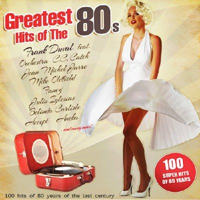 Greatest Hits Of The 80's (2017)