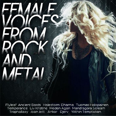 Female Voices From Rock and Metal (2017)