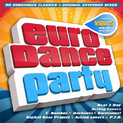 Eurodance Party Vol.5 (2017)