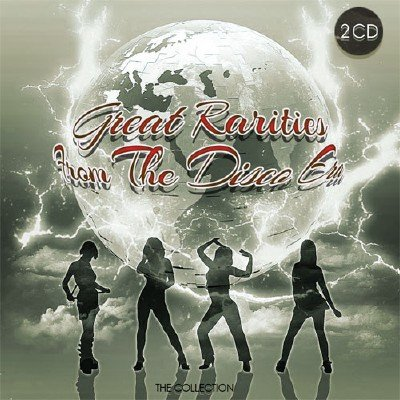 Great Rarities From The Disco Era - 2CD (2017)