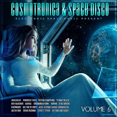Cosmotronica & Space Disco vol.6 (2018)