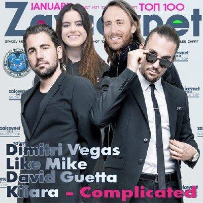 Top 100 Zaycev net. January (2018)