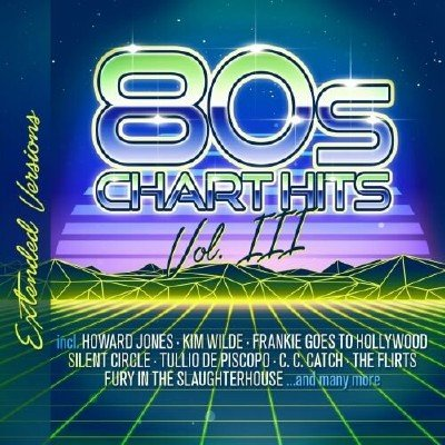80s Chart Hits - Extended Versions Vol 3 (2018)