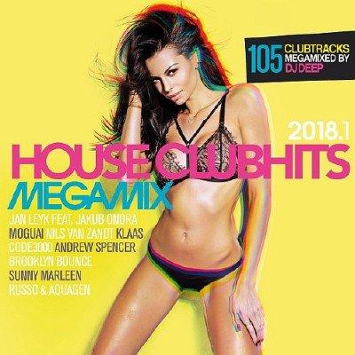 House Clubhits Megamix 2018.1 (2018)