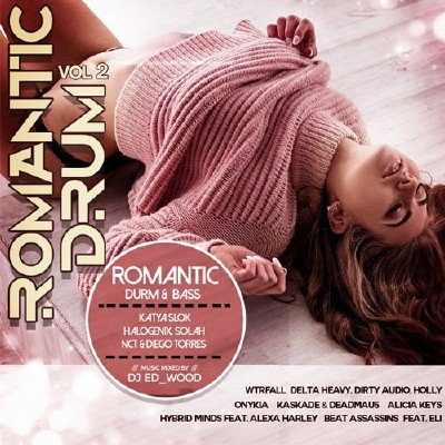 Romantic Drum Vol 2 (2018)