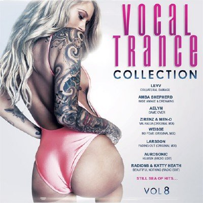 Vocal Trance Collestion Vol. 8 (2018)
