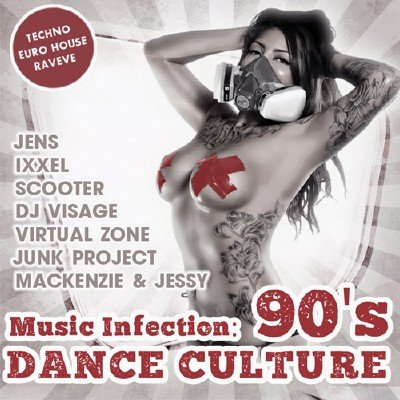 Music Infection: Dance Culture 90's (2018)