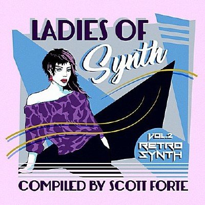 Ladies Of Synth Vol.2 (2017)