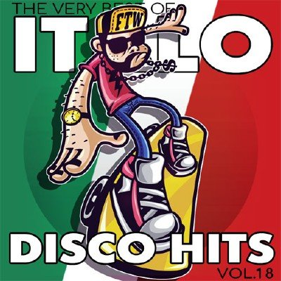 скачать альбом Italo Disco Hits Vol.18 (2018)