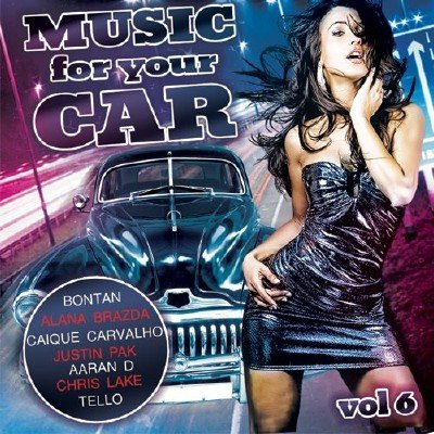 Music for your Car Vol.6 (2018)