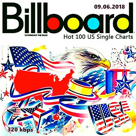Billboard Hot 100 Singles Chart [09.06.] (2018)