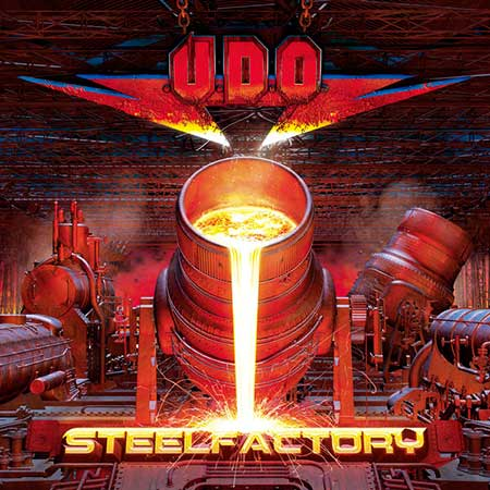 U.D.O. - Steelfactory [Japanese Edition] (2018)