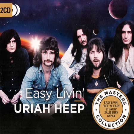 Uriah Heep - Easy Livin' [2CD Limited Edition] (2018)